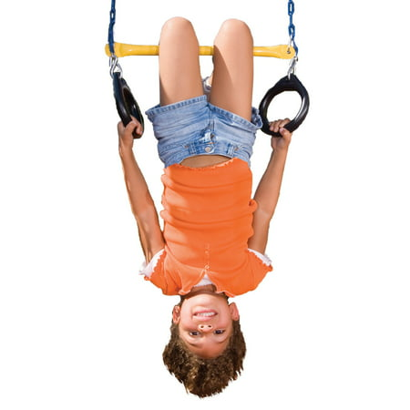 Swing-N-Slide Ring and Trapeze Combo Swing