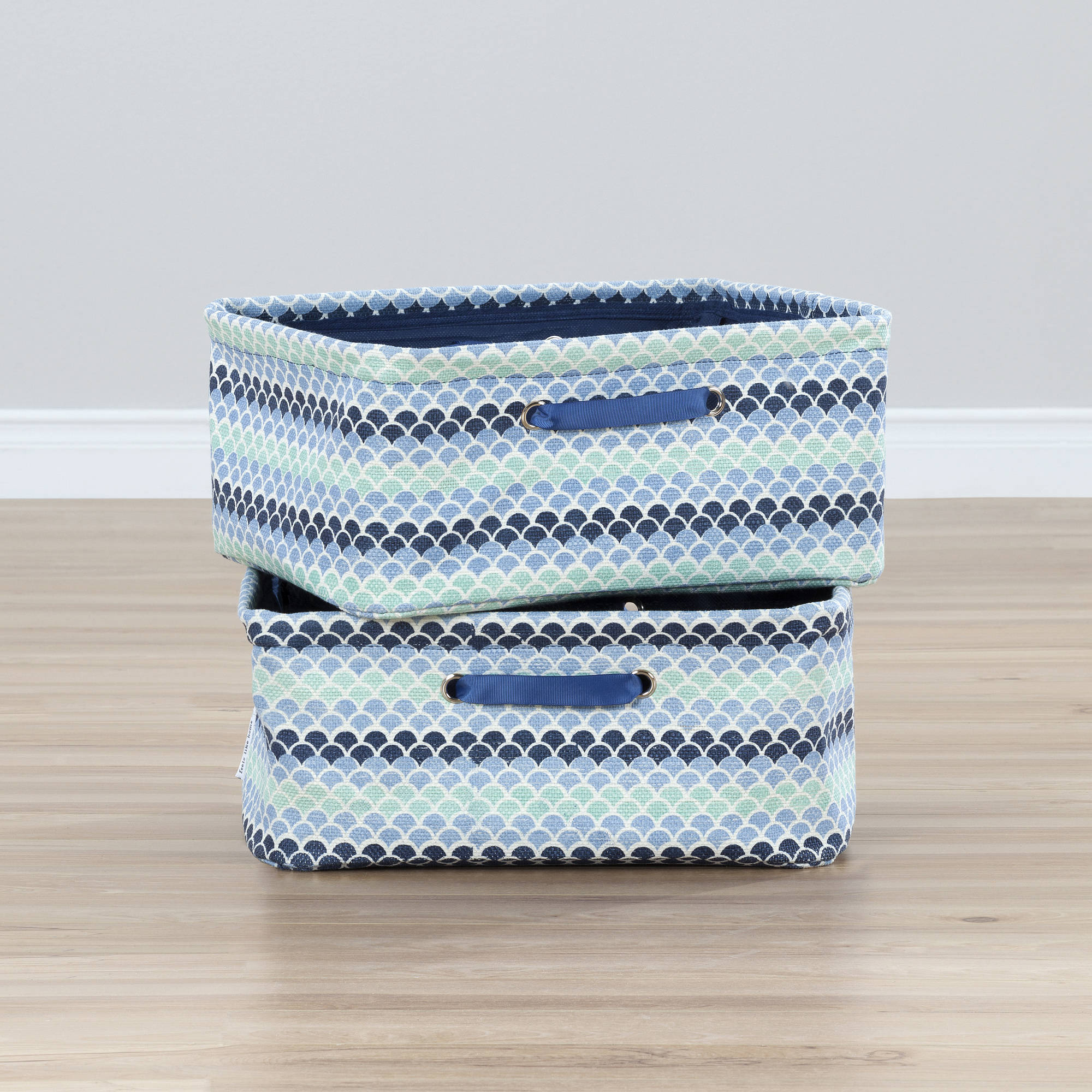 South Shore Storit Nightstand Baskets, 2pk, Multiple Colors