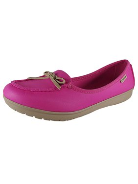 a1113623a Product Image Crocs Womens Wrap ColorLite Ballet Flat Shoes
