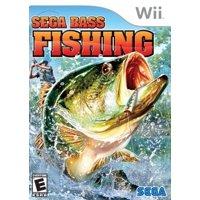 Sega Bass Fishing for Nintendo Wii
