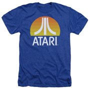 Atari Sunrise Clean Mens Heather Shirt