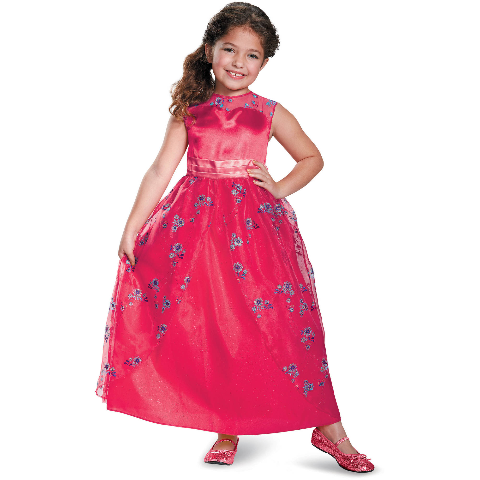 Disney Elena of Avalor Elena Classic Ball Gown Child Halloween Costume