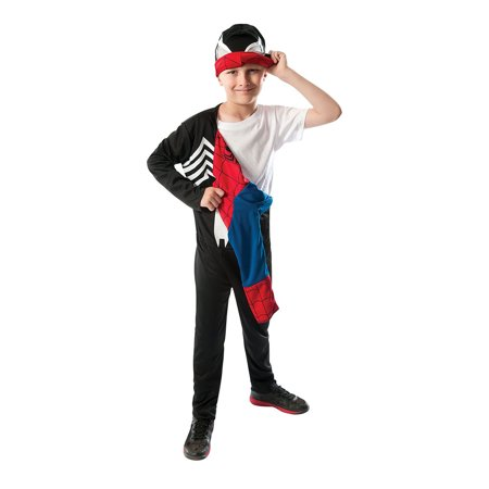 Boys Marvel Reversible Spider-Man Halloween Costume
