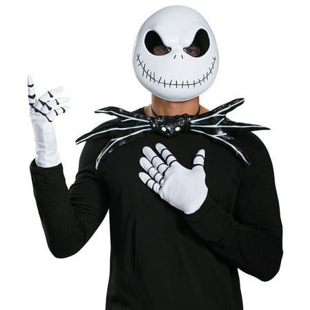 Jack Skellington Kit Adult Halloween - Female Jack Skellington