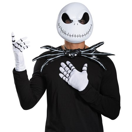 Jack Skellington Kit Adult Halloween Accessory - Citrouille Halloween Jack
