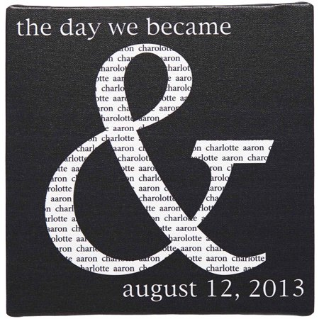 Personalized The Day We Became