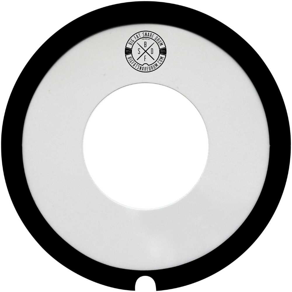 Big Fat Snare Drum Steve's Donut 14 in. by Big Fat Snare Drum