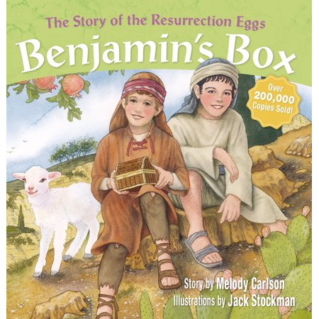 Resurrection Eggs Story (Benjamin s Box-The Story Of The Resurrection Eggs)