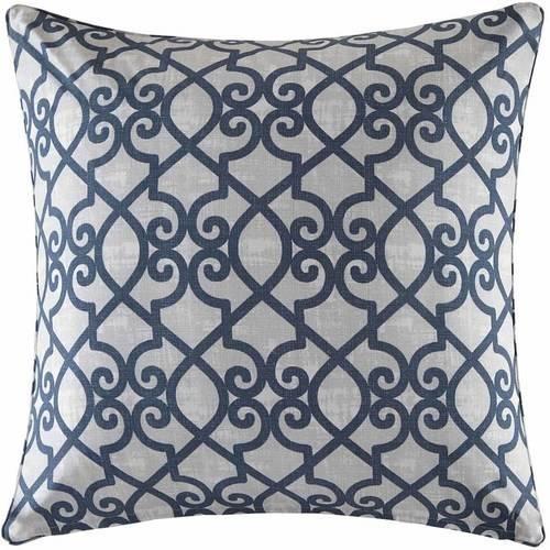 Home Essence Pismo Fretwork 3M Scotchgard Outdoor Square Pillow