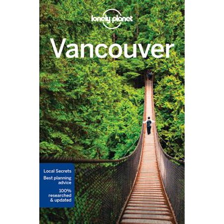 Lonely Planet Vancouver - Paperback