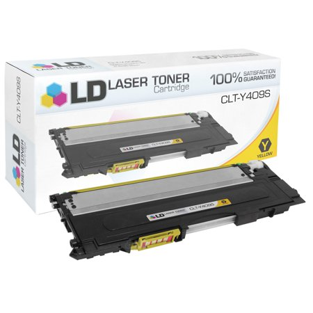 LD Replacement CLT-Y409S Yellow Laser Toner Cartridge for use in Samsung CLP-315, CLP-310, CLP-310N, CLP-315W, CLX-3170,