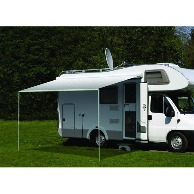 Carefree C6F-351018D25 2.5 m Freedom Wall Mount Awning, white