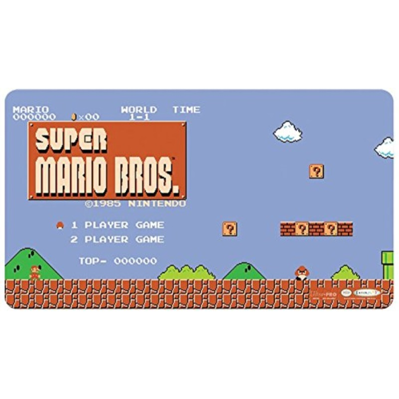 Play~Mat: Super Mario Brothers: Level 1-1 - image 1 of 1