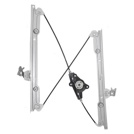 Drivers Front Power Window Lift Regulator Replacement for