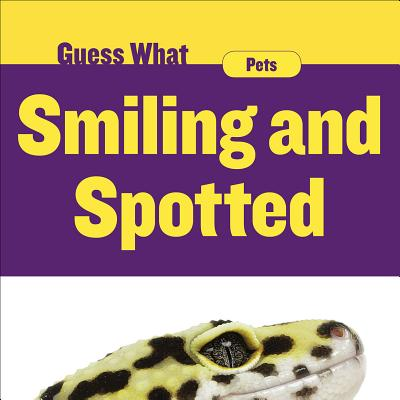 Smiling and Spotted : Gecko