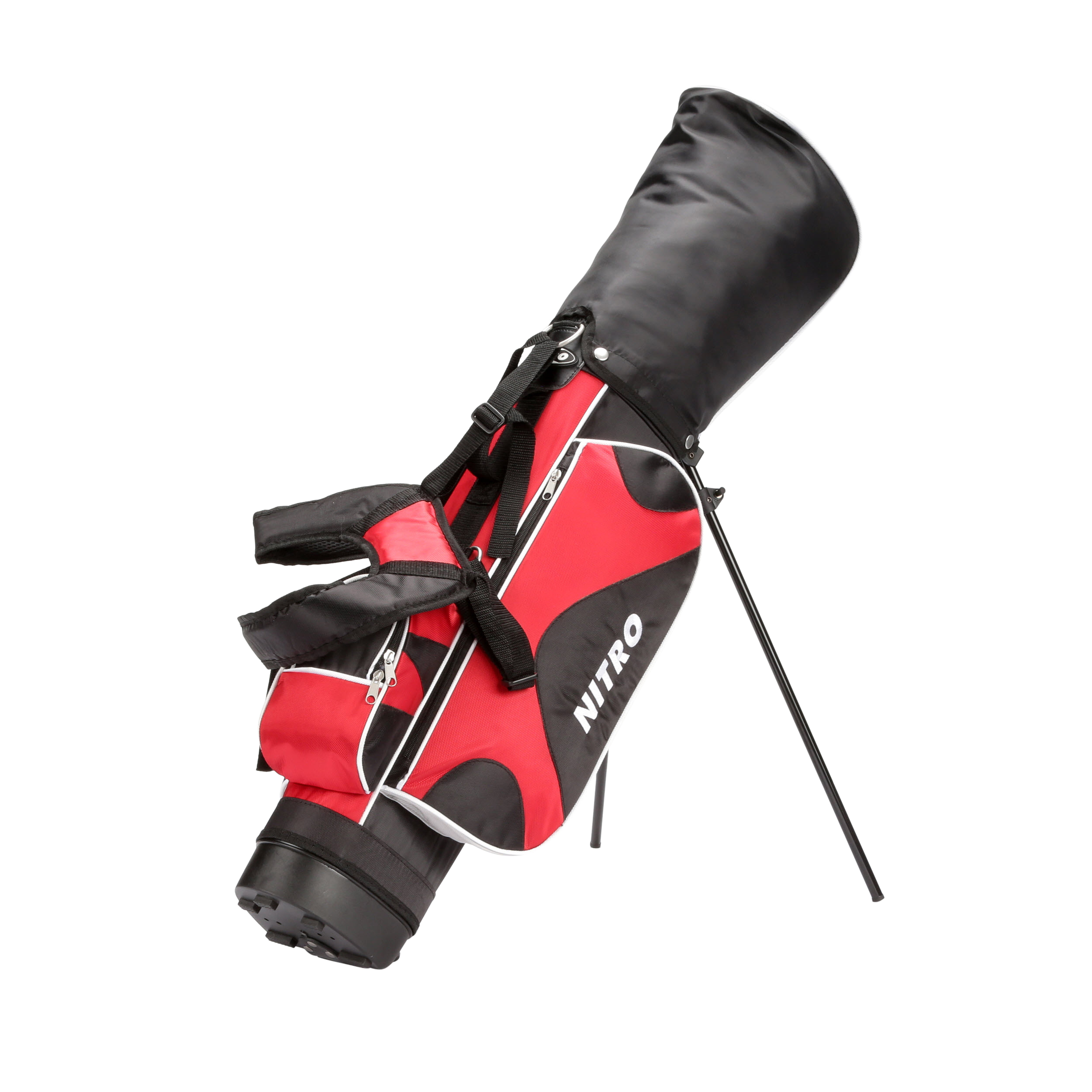 Blaster Junior Golf Set, Black/Red