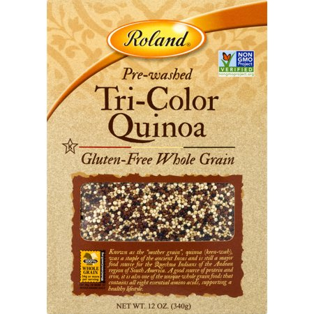 Roland  Roland Tri Color Quinoa Gluten Free Whole Grain