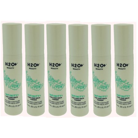 H2O Beauty Infinity Chin And Neck Firmer Lifts And Contours 7.5ml .25oz X6](Hbo Adult)