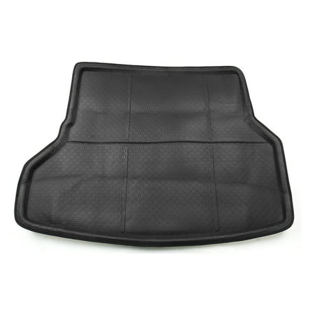 All Weather Rear Trunk Cargo Floor Mat Liner for  Highlander (2006 Toyota Highlander Floor Mats All Weather)