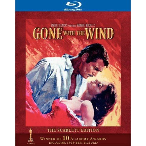 Gone With The Wind: The Scarlett Edition (Blu-ray) (Full Frame)