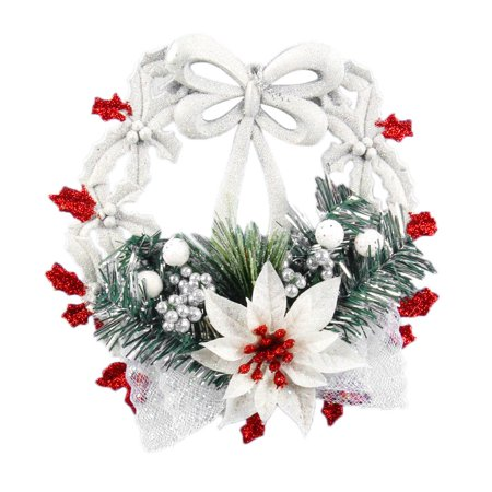 Huppin's Hot Sale Exquisite Christmas Ornaments Christmas Tree Hanging Garland Wreath Decorations (Christmas Carolers Decorations Sale)