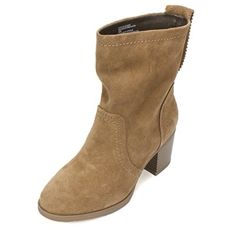 - White Mountain Womens Behari Fabric Closed Toe Ankle Fashion Boots