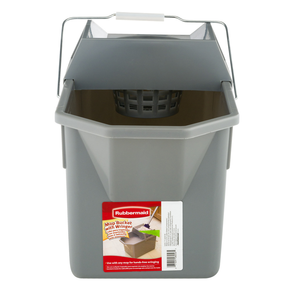 Rubbermaid Mop Bucket With Ringer, 1.0 CT
