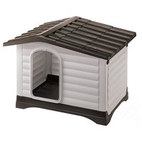 Ferplast Dog Villa Dog House w/ Folding Porch
