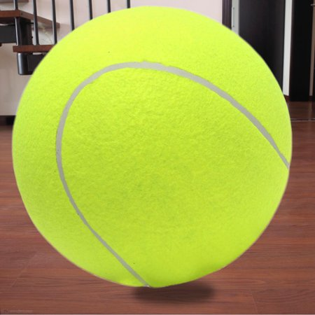1/2/3/4 PCS Diameter 9.5 inch Rubber Kelly Tennis Ball,Hollow core,Thicker ,Non-toxic,Durability For Sports & Outdoors (No Air Pump)