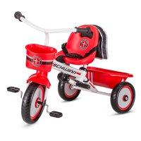 Schwinn Easy-Steer Tricycle with Push/Steer Handle