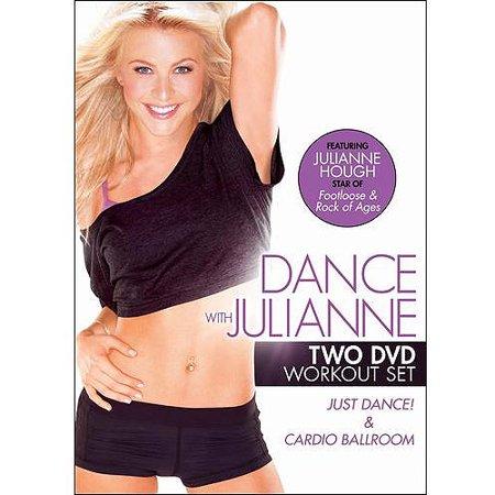 Dance With Julianne 2-Pack: Just Dance! / Cardio Ballroom (Full Frame)