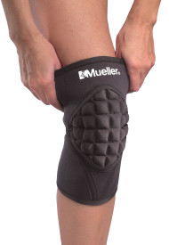 Mueller Shokk Knee Pads, 2-Pack by Mueller Sports Medicine