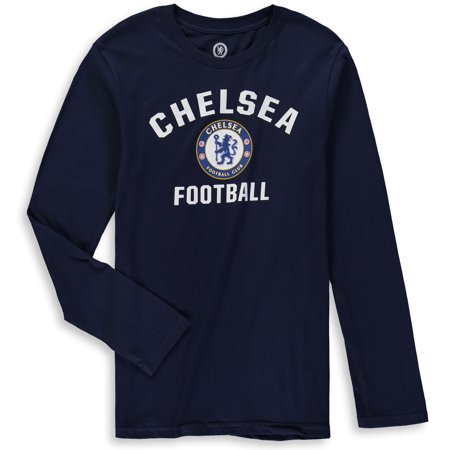 Chelsea Youth First Choice Long Sleeve T-Shirt -