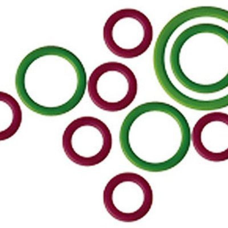Knitter's Pride Stitch Ring Mio Stitch Markers 800171