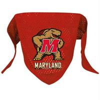 Maryland Terrapins Pet Mesh Bandana - Small