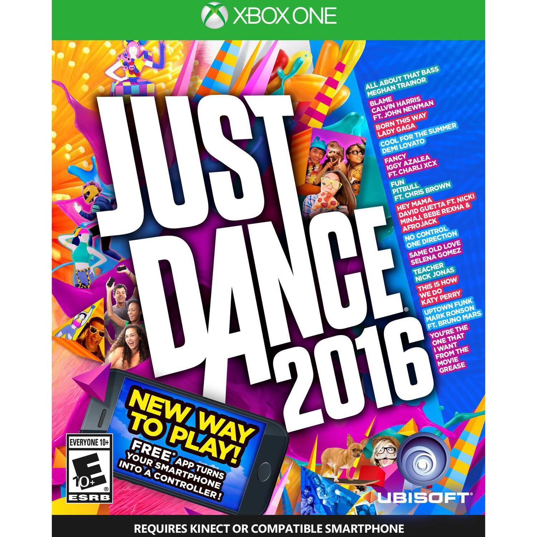Just Dance 2016, Ubisoft, Xbox One, 887256014025