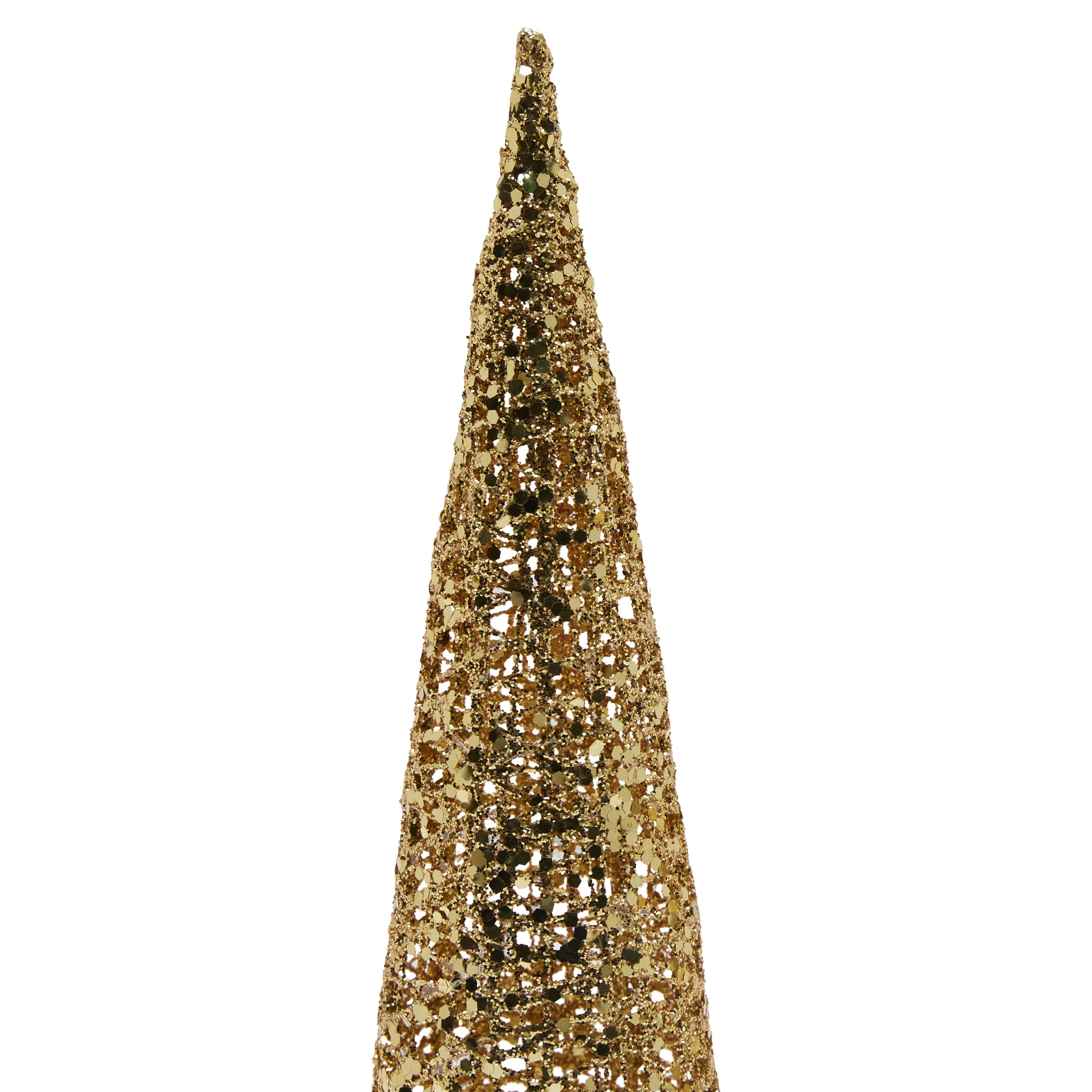 Bead Kit Sparkling Mesh Christmas Decoration Winter Skies