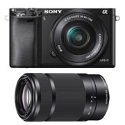 Best Lenses For Sony A6500s - Sony Alpha a6000 24.3MP Camera (Black) with 16-50mm Review
