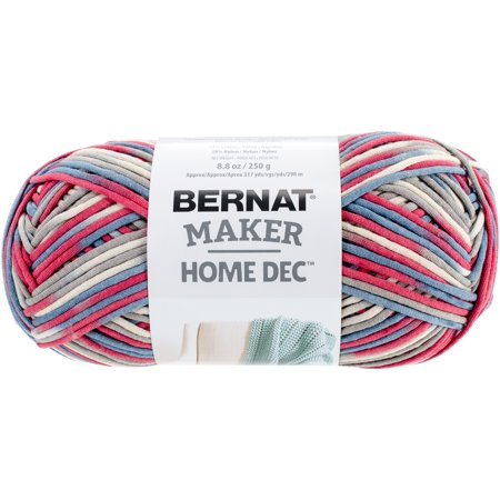 Bernat Maker Home Dec Yarn Nautical Variegate