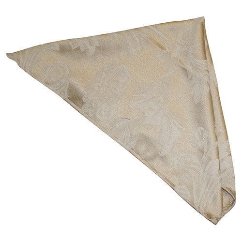 Violet Linen Classic Damask Design Napkin (Set of 4)