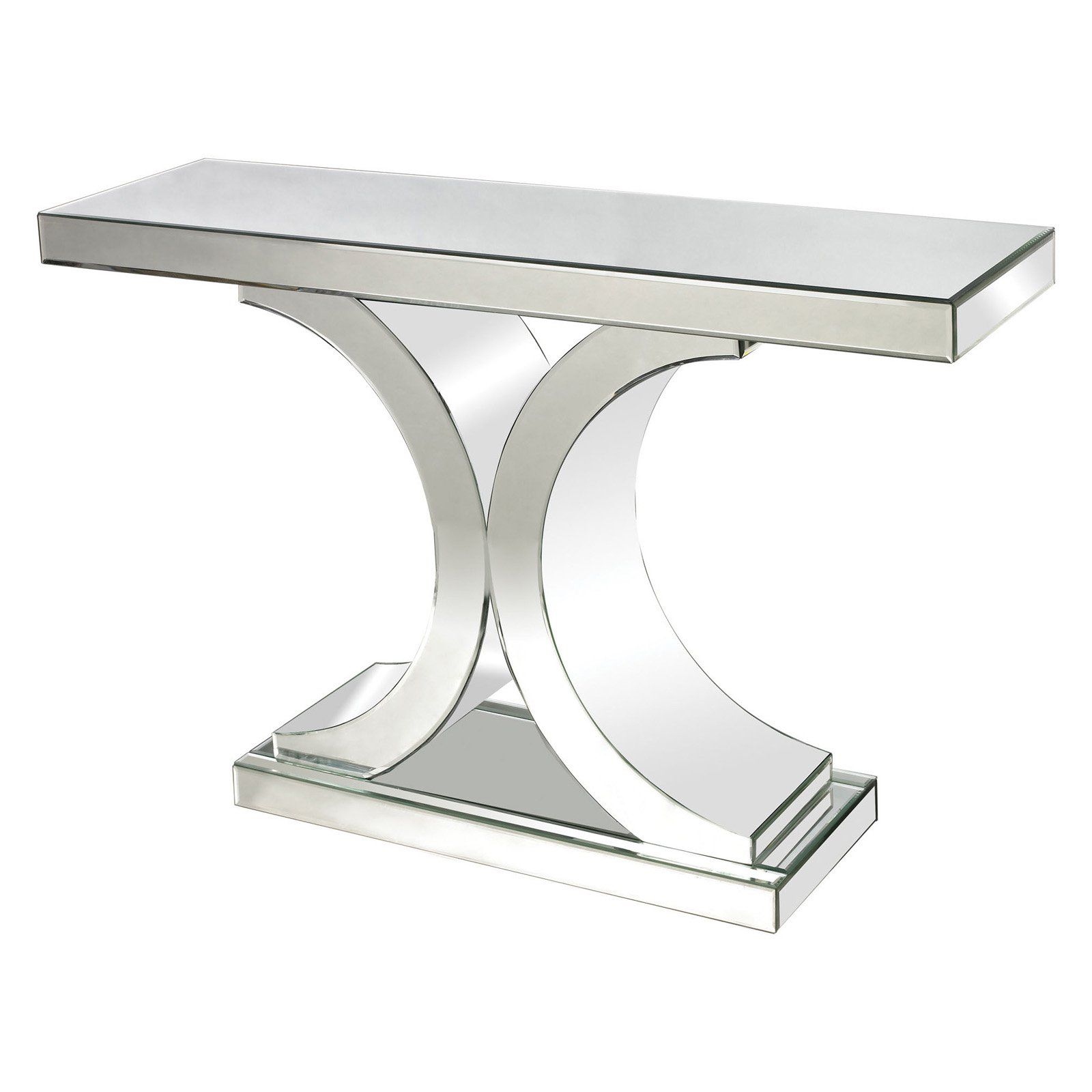 Dimond Home Mirrored Console Table by Dimond Home