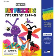 Fat Fuzzies: Pipe Cleaner Crafts
