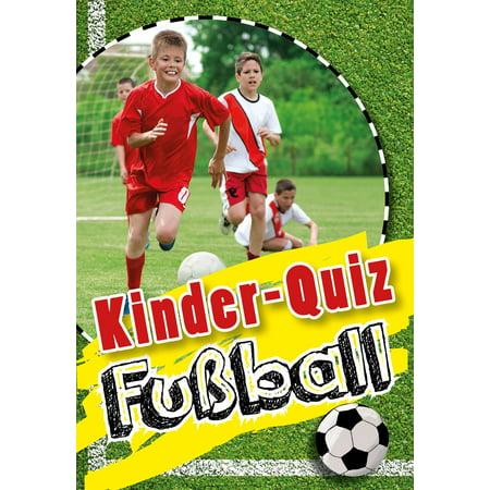 Kinder Quiz Fussball Ebook