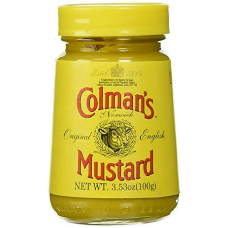 Colmans Original English Mustard -- 3.53 oz (Pack of - Colmans Original English Mustard