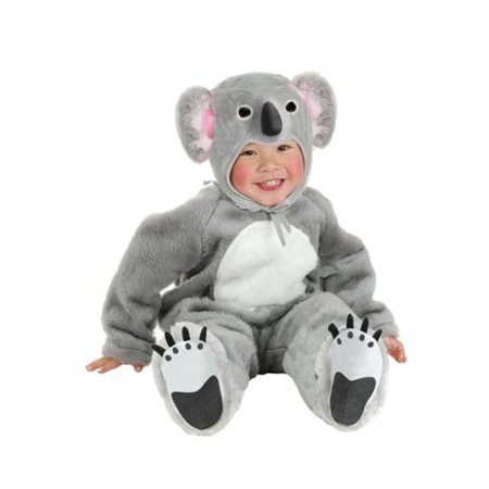 Little Koala Bear Infant Toddler Halloween Costume