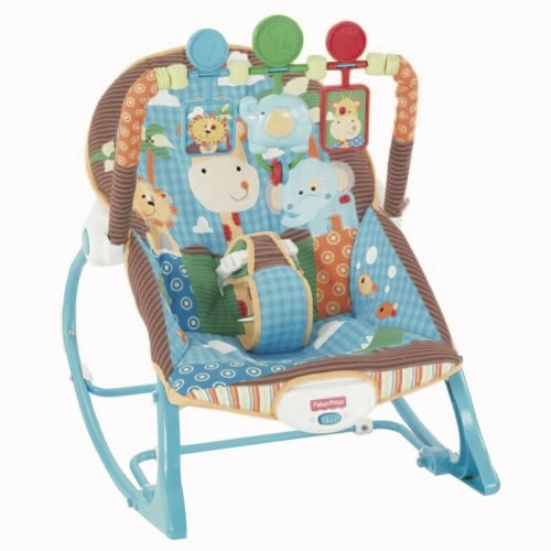 Fisher Price(R) Infant-to-Toddler Rocker - Jungle Fun