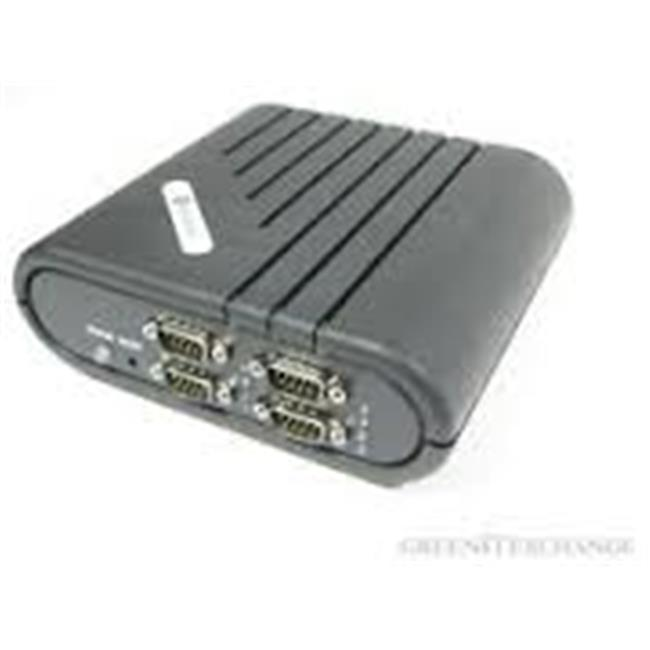 Systech Corporation NDS-6104 4 DB9 RS232-422-485 Serial P...