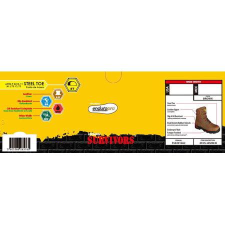 herman survivors steel toe boots