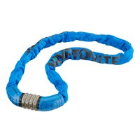 Kryptonite Lockdown 5mm Chain Combo Bicycle Lock - Blue