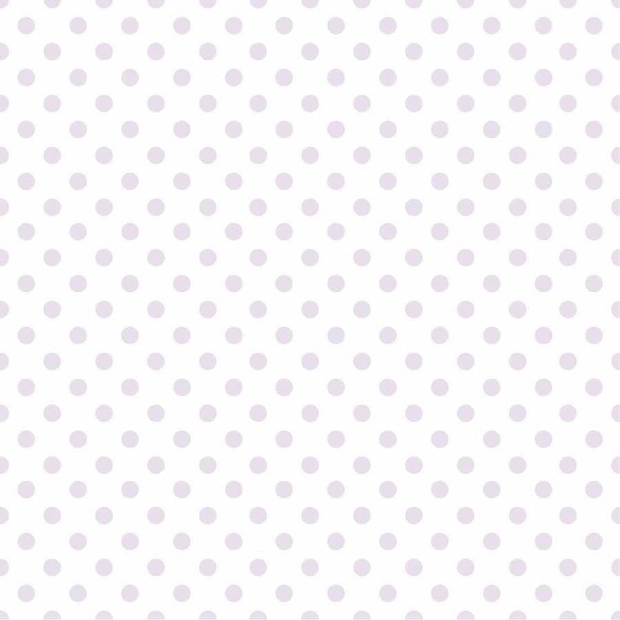 """RTC Fabrics 42"""" Polka Dot Lilac Fabric, per Yard"""